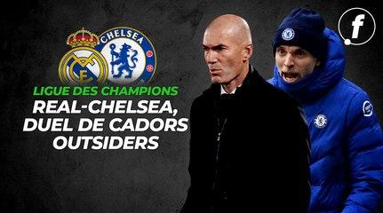 Real Madrid-Chelsea, duel de cadors outsiders