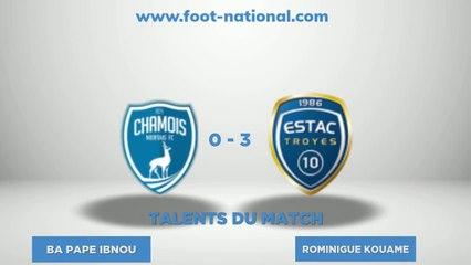 TALENT FOOT NATIONAL - 34ème journée de Ligue 2
