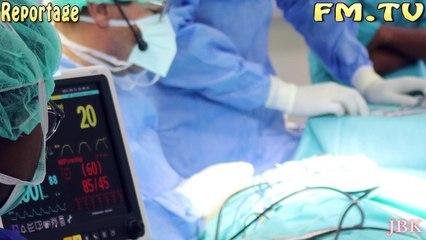 Reportage implant cochléaire