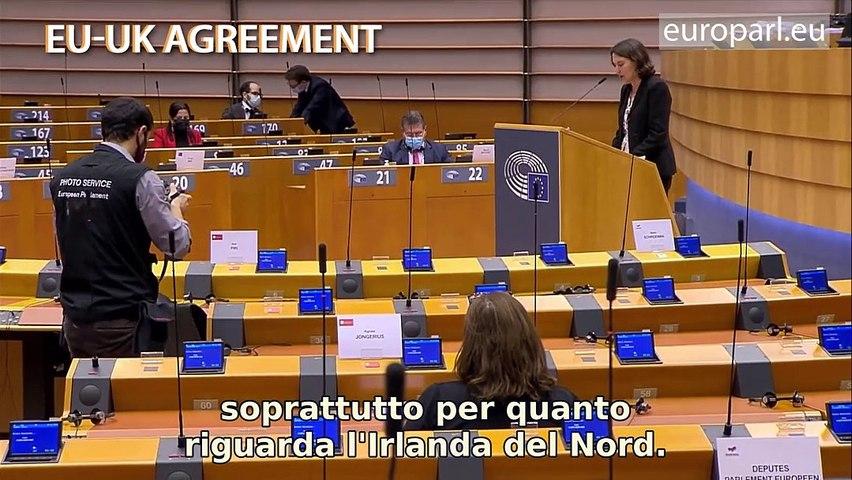 Il programma della plenaria del Parlamento europeo in breve