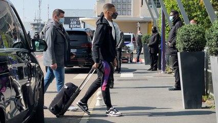 PSG - Manchester City : Mbappé en train de boiter ? Les images qui sèment le doute