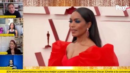 Los mejor y peor vestidos de loos premios Oscar 2021
