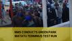 NMS conducts Green Park matatu termini test run