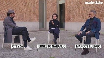 'Madrid es moda': la mesa redonda de... Oteyza, Ernesto Naranjo y Marcos Luengo