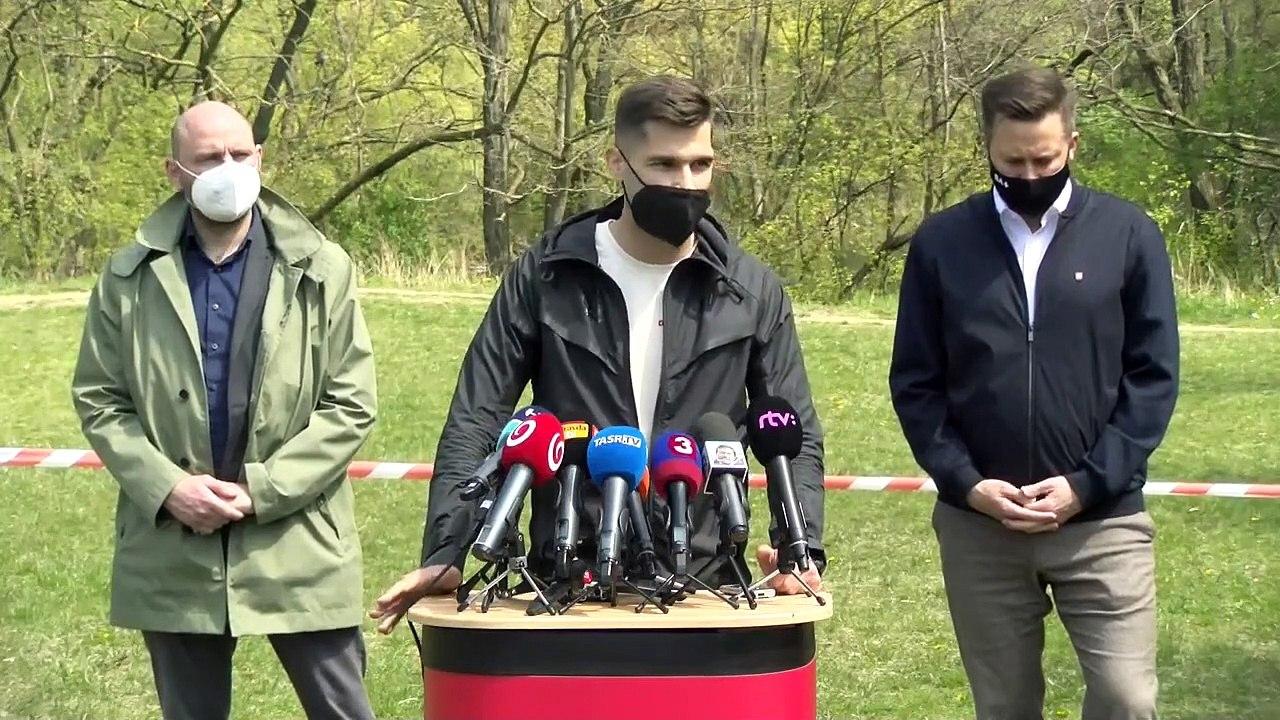 ZÁZNAM: TK primátora Bratislavy M. Valla