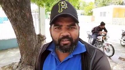 Residentes de Pedernales están incrédulos por embarques de bauxita solo de prueba