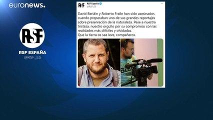 Burkina Faso: giornalisti spagnoli uccisi da terroristi