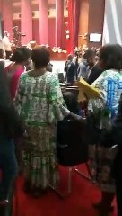 RDC : Une bagarre est survenue à la sortie de la plénière lundi soir