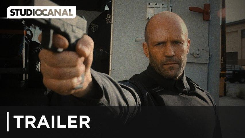CASH TRUCK | Trailer German HD