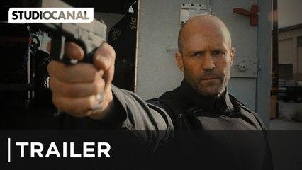 CASH TRUCK   Trailer German HD