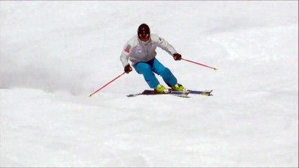 FREE SKIING - Highlights of : Short Turns, SL Turns, Medium Turns