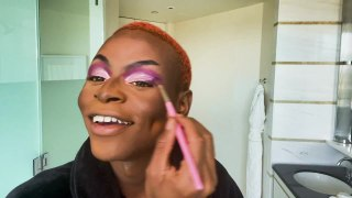 Symone's Guide to Regal, Runway-Ready Makeup
