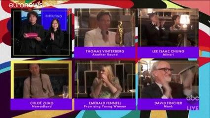 Il trionfo agli Oscar di Chloé Zhao censurato in Cina