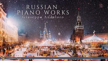 Giuseppe Andaloro - Russian Piano Works
