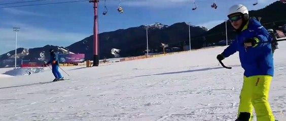 Silk Road International Ski Resort - Teaser