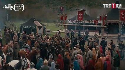 مسلسل قيامة ارطغرل 4 مترجم للعربية - الحلقة 99 القسم الثاني
