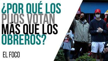 ¿Por qué los pijos votan más que los obreros?- El Foco - En la Frontera, 27 de abril de 2021