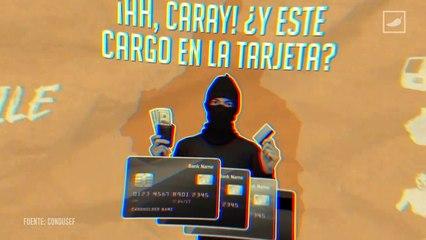 Los fraudes en tarjetas MÁS comunes   #AlChile   CHILANGO