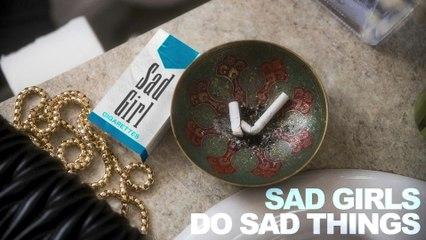 Priscilla Block - Sad Girls Do Sad Things