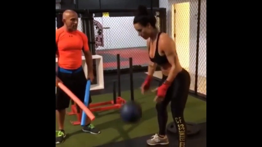 [SUE LASMAR] Treino Híbrido CROSSFIGHT_ Crossfit   MMA