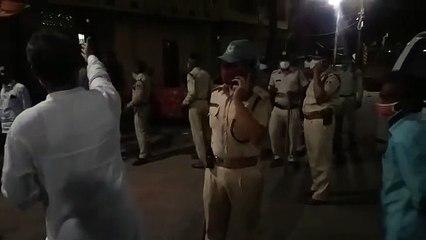 इंदौर: दो पक्षों में हुआ विवाद, देर रात हुई पत्थरबाजी, 8 थानों की पुलिस ने आठ लोगों को किया गिरफ्तार