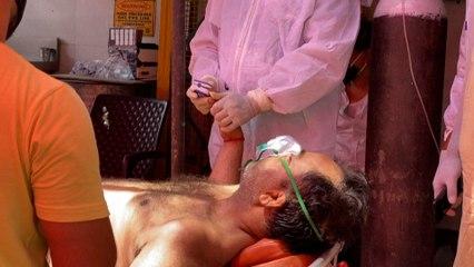 Inde : un temple sikh offre de l'oxygène aux malades