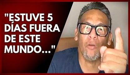 René González: Un Milagro SOBRENATURAL salvó su vida (Su Testimonio)