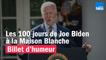 Les 100 jours de Joe Biden à la Maison Blanche - Le billet de Willy Rovelli