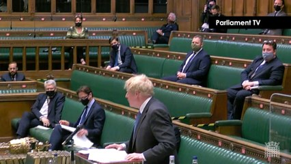 PMQs: What did Boris Johnson say about lockdown comments and cost of PM's flat