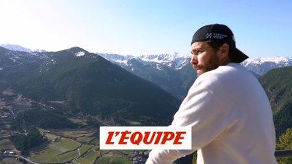 Romain Langasque grandeur nature - Golf - Magazine