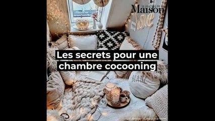 Les secrets pour une chambre cocooning