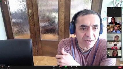"""Şahin, CEO di BioNTech: """"Immunité di gregge in Europa quest'estate"""""""