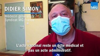 Ce médecin demande un élargissement de la vaccination
