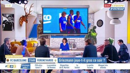 Tous Sports - Replay : L'Équipe d'Estelle du 20 Octobre