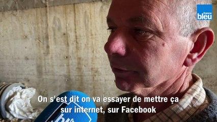 """Dans l'Orne, """"Bertrand Patates"""" brade 30 tonnes de pommes de terre invendues avec la crise sanitaire"""