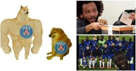 Los mejores memes de las semifinales de la Champions League