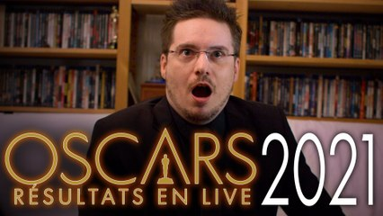 Oscars 2021 - Résultats en LIVE