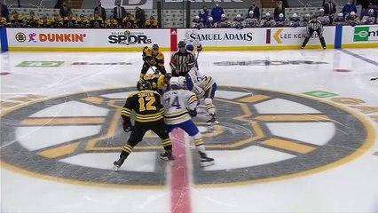 Sabres @ Bruins 4/13/21   Nhl Highlights
