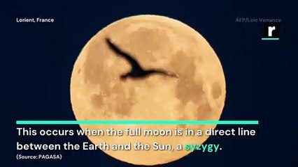 What Makes the Moon a Supermoon