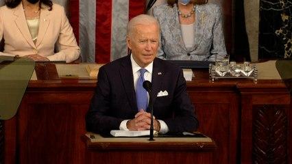 Biden :«Il est temps pour les 1% d'Américains les plus riches de payer leur juste part»