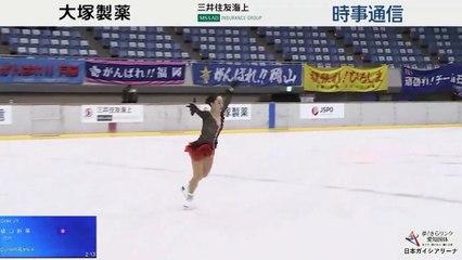Wakaba HIGUCHI - FS National Winter Sports Festival