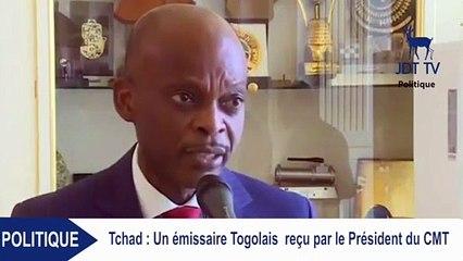 Un émissaire du Togo au Tchad pour discuter de la sécurité sous-régionale