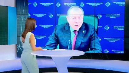 """Bielorussia, in esclusiva a Euronews il ministro degli esteri: """"Nostra reazione giustificata"""""""