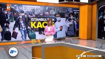 İstanbul'dan kaçış