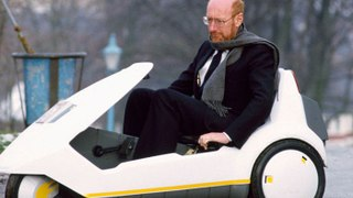 Mike Read Radio Laureate on The Andrew Eborn Show  - C5  Sir Clive Sinclair