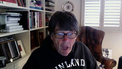 Mike Read Radio Laureate on The Andrew Eborn Show ANOTHER SPECIALIST