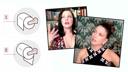 'Younger' Stars Sutton Foster and Debi Mazar Answer Impossible Questions