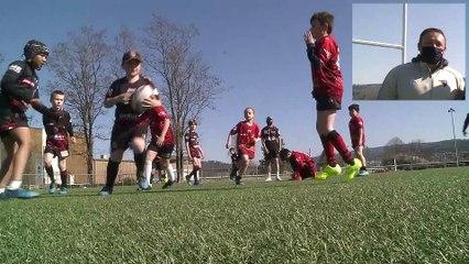 Vidéo promotion de l'Ecole de Rugby
