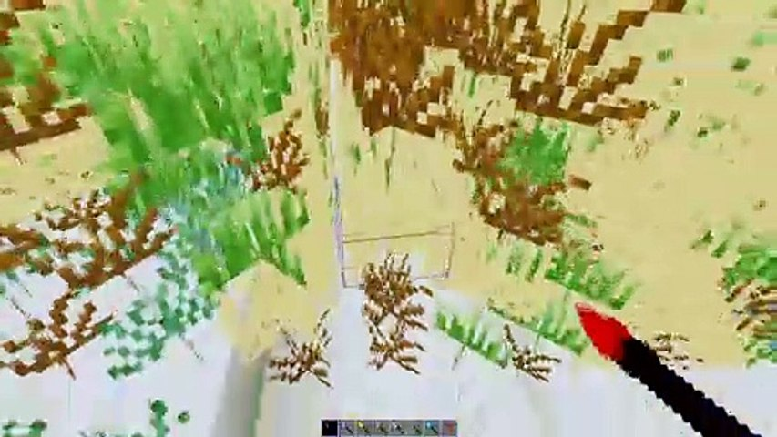 Minetest Mod Review: Terraform