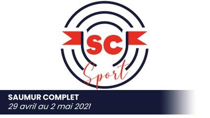 Saumur CCI 4* 2021 - Dressage - Jeudi